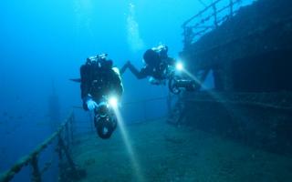 Immersioni sulla Haven